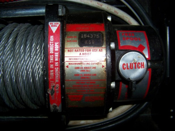 Used Winch