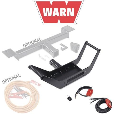 Warn winch multi-mount