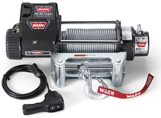 Warn 9.5 XP Winch