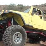2004 Jeep Wrangler winch