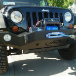 2012 Jeep Wrangler Sport with Superwinch