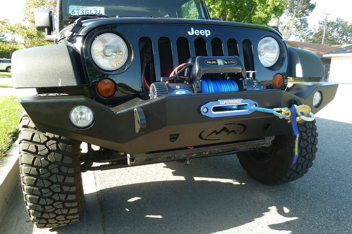 Winch For Jeep >> Winch Bin Jeep Wrangler With Winches Pics And Gallery