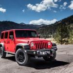 2013 Jeep Wrangler winch