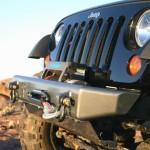 Jeep Wrangler JK Winch