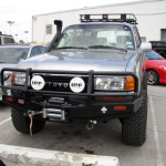 1990-1997 Toyota Land Cruiser with Winch
