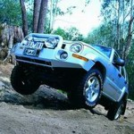 1990-1997 Toyota Land Cruiser Winch