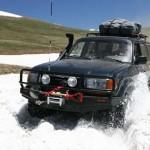 1991-1997 Toyota Land Cruiser winch