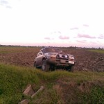 1991 Toyota Land Cruiser Winch