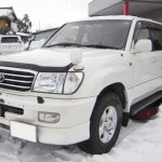 1998 Toyota Land Cruiser Winch