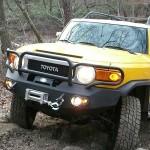2006-2010 Toyota FJ Cruiser Winch