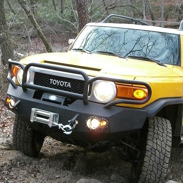 Toyota FJ Cruiser Winch Pictures Winch Bin - 2006 fj cruiser