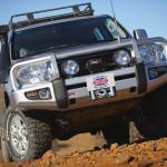 2007-2009 Toyota Land Cruiser Winch