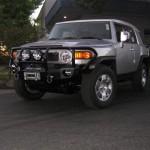 2007 Toyota FJ Cruiser Winch