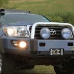 2008-2013 Toyota Land Cruiser Winch