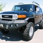 Toyota FJ Cruiser Winch Bumper