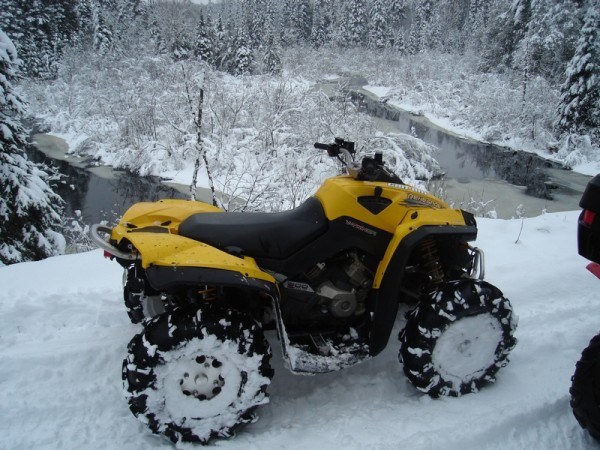 Get Your ATV Winter Ready