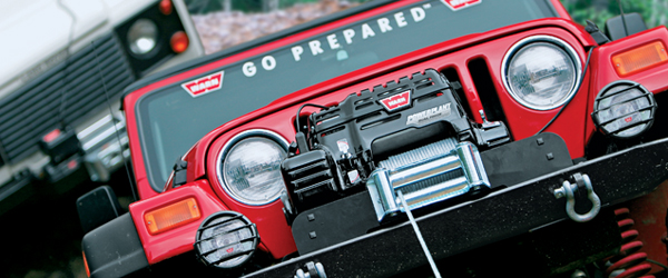 Get Quick Winch Tips for Off-Roaders